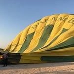 Foto de Sindbad Hot Air Balloons