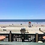 Easton's Beach Snack Bar resmi