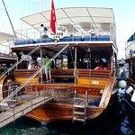 Suat Şahin, (Kaptan Ergun ile Günlük Tekne Turları), 11.06.2018, Kaş, Antalya, Türkiye
