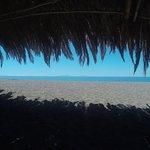 Eresos' beach