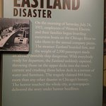 This is one of North America's worst boating disasters. Over 900 died.