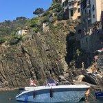 Zdjęcie Cinqueterre Boat Tour