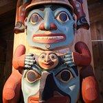 Tlingit House Post: Respect for Self