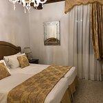 bedroom (with tv in room)