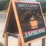 Foto van Bryce Canyon Coffee Co.