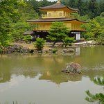 Beautiful temple and surrounding gardens
