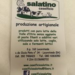Foto van Caseificio Salatino