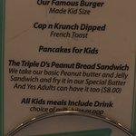 PB & J fried sandwich description