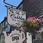 Foto van The Cobbles Tea Room