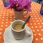cappuccino part of set lunch menu june 5 2018