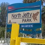 Outside of the Red Tide Warning the Jetty would be an awesome place to come swim and fish!!