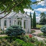 Gazebo, Hamann Rose Garden