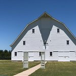 Fabulous collection of historic buildings.  Including sod house and biggest barn ever built in K