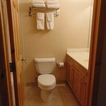 Room 237 upstairs bathroom