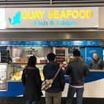 Φωτογραφία: Quay Seafood Fish & Chips