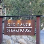 Foto de Old Range Steakhouse