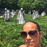 Valokuva: Korean War Veterans Memorial