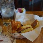 Signature Corn Bread with Apple Butter