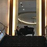 Check out時的鋼琴演奏