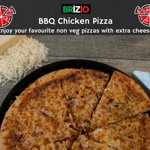 We made BBQ Chicken Pizza based on the calories and nutrition in each ingredient so check it out