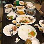 End of dinner