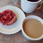 Coffee, Tea and Cherry Pie