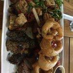 Carnivores platter for 2