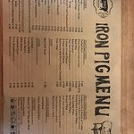 Bilde fra Iron Pig American BBQ