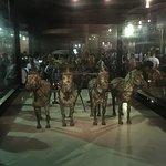 Фотография Музей терракотовых воинов и лошадей Кин