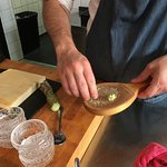 preparation of real wasabi