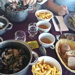 1st meal in Paimpol