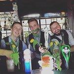 Our lovely bartenders