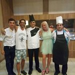 lovely chefs!