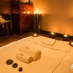 Oriental Massages Room at Float in Spa.