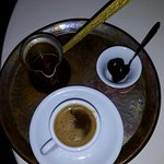GREEK COFFEE AFTER SERVE
