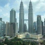 Vista Twin towers