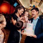 Ресторан Цирк радует детей