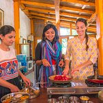 Cooking classes and hands on experiences