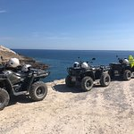 Bilde fra Quad Tours Cala Millor