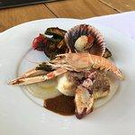Foto de Laganini Lounge bar & Fish House