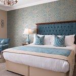 Deluxe Room - blue