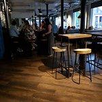 Bar Area - Entrance Level