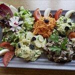 Salade de pot au feu ! Bon appétit !