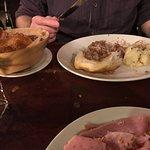 chicken & chestnut pie