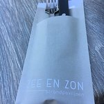 Bestek 'Zee & Zon'