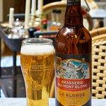 Brasserie du Mont Blanc 'La Blonde'