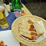 Bread & beers.
