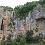 Caminhos encravados na pedra