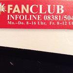 Heissbegehrt der FAN Club mit mannigfachen Vorteilen bei kleiner Jahresgebühr