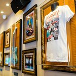 Hard Rock Cafe Lisboa - Memorabilia details